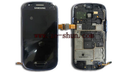 Samsung Galaxy S3 Mini / I8190 Cell Phone LCD Screen Replacement المزود